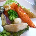 野菜畑 -
