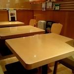 日本そば あけの蕎 - 店内