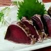 そば居酒屋太閤 - 料理写真:トロかつおのわら焼き