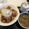 支那虎 - 料理写真:つけ麺しょうゆ