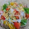 やまびこ - 料理写真:日替わりサラダ
