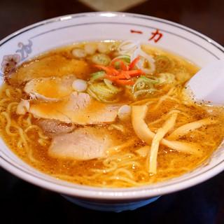 中華そば 一力 - 料理写真:一力の中華そば。