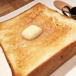 フェブラリーカフェ - バタートースト
