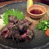 闘鶏次郎 - 料理写真:ソリレス炙り650円