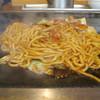 子ぐま - 料理写真:焼きそば