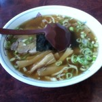 美好食堂 - 料理写真:中華そば(550円)