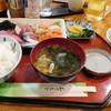食事処みどり - 料理写真:本日の定食 刺身5点盛り