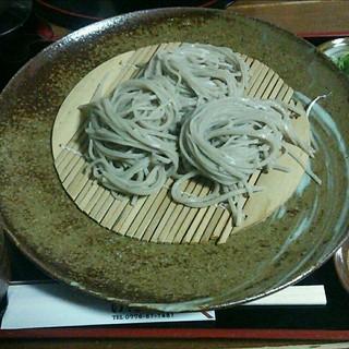 けんぞう蕎麦 - 料理写真:けんぞう蕎麦864円(税込)