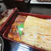 にしむら - 料理写真:特上(中串/蒲焼きと白焼きと一枚づつ)