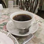 グロヴナーカフェ - ホットコーヒー