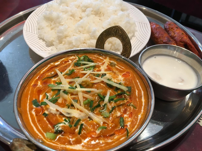 インド料理クリスパマハル