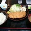 鈴亭 - 料理写真:ロースカツ定食