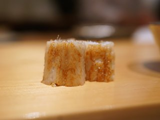 鮨 尚充 - 対馬の煮穴子