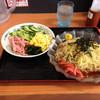 来来軒 - 料理写真:【2016年8月】黒酢しょうゆ冷し麺510円