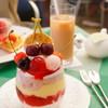 タカノフルーツパーラー - 料理写真:2016.6 さくらんぼのトライフル