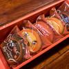 菓子工房菓楽 - 料理写真:「ささぐりんぐ」。抹茶、ラムレーズン、キャラメルオレンジ、いちご、チョコ。5種類のセット。