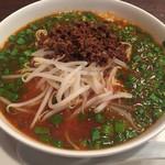 中国酒家 大三元 - ラージャン麺(900円)