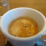 ルーズカフェ - ブレンドコーヒーアップ