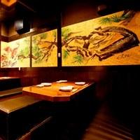 ◆4つの舩席空間:モチーフ完全個室◆:2~60名