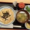 若松そば - 料理写真:親子丼