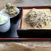 六合 野のや - 料理写真:まい天もり(950円)