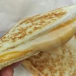 アームズ - チーズはトロットロに溶けてました