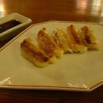 沖縄食材酒家 なかや - アグー豚の餃子