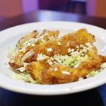東八 - 料理写真:油淋鶏