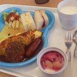 Bakery Cafe CAMELLIYA - お子様ランチ300円!