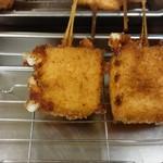 串カツ さくら - モッツァレラチーズ