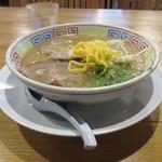 中華そば 三浦 - 丼の形状