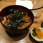 焼き鳥 あまやどり - 料理写真:親子丼