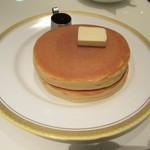 丸福珈琲店 - メイプルホットケーキ