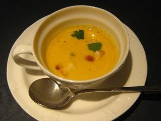 Napul - かぼちゃスープ