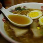 桔梗屋 - スッキリと滋味深いスープ