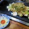 美舟 - 料理写真:焼きそば(並盛) 850円+生卵 100円