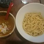 中も津屋 - 冷し坦々つけ麺