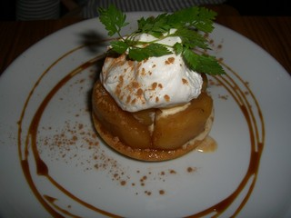 eric-life (=cafe) - りんごのタルト