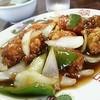 五十番ラーメン - 料理写真:酢豚ランチ800円
