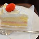 甘座洋菓子店 - ショートケーキ