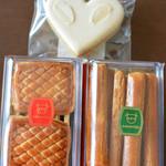甘座洋菓子店 - クッキー