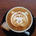 コーヒーファクトリー - 2016.9  カプチーノ
