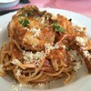 ベラヴィスタ - 料理写真:奥尻産のヘラガニの濃厚トマトクリームパスタ