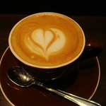 ナガハマコーヒー - カフェラテ