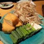 いっ星 - 特製 京鴨すき鍋