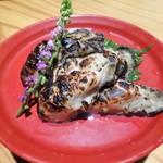 いっ星 - 牡蠣の西京味噌漬け炙り焼き