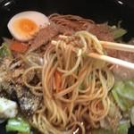 叶 - タンメン 麺リフト