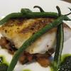 ル・カレ - 料理写真:明石産真鯛のポワレ ソースピストゥー