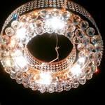 天香回味 - 天井の照明。