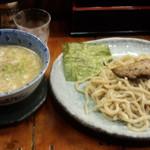 つけ麺 紫匠乃 - 塩つけ麺(並盛)(880円)